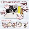 Набор Зліпок для создания скульптур 2D ладони на магните Слепок 2Д Slepok до 8 лет, фото 3