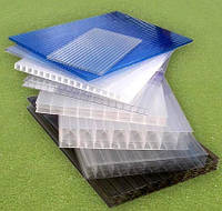 Сотовий(стільниковий) полікарбонат LEXAN прозорий - 8мм / Сотовый поликарбонат Lexan