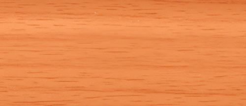 Плинтус-короб TIS 56х18 мм 2,5 м вишня