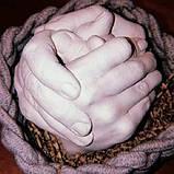 Набір Зліпок для створення скульптур 2D долоні на магніті Зліпок 2Д Slepok до 8 років, фото 6