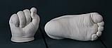 Набір Зліпок для створення скульптур 2D долоні на магніті Зліпок 2Д Slepok до 8 років, фото 10