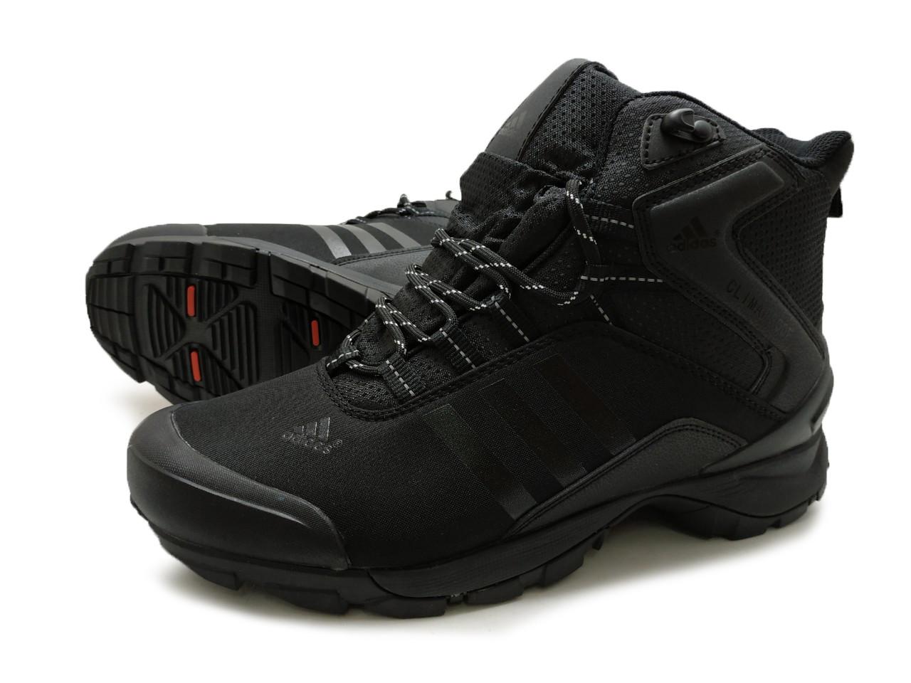 Ботинки Adidas ClimaProof черные