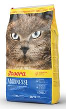 Josera Marinesse гипоалергенный корм для взрослых котов 400 г