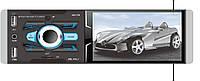 """Автомагнитола 4061с сенсорным экраном 4,1"""", с двумя USB, Bluetooth+DVX+MP5+AVin"""