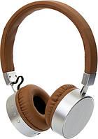 Наушники беспроводные Bluetooth USAMS LH001 Series Коричневый