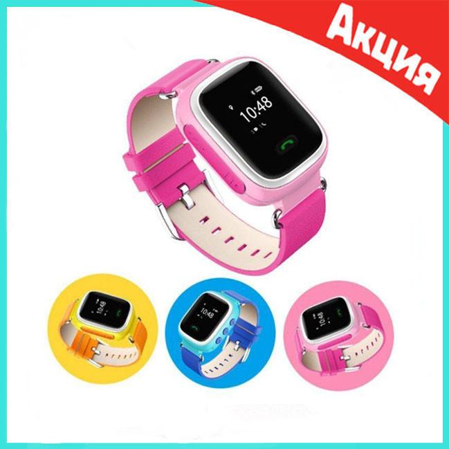 Умные детские часы Smart baby Watch Q60 | Умные Смарт Часы