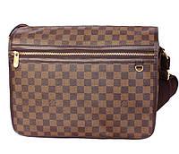 Мужская сумка для документов LV300206 Коричневая