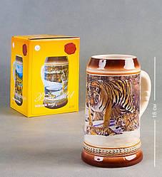 Пивная кружка Бюргерская Тигр 720 мл 110499