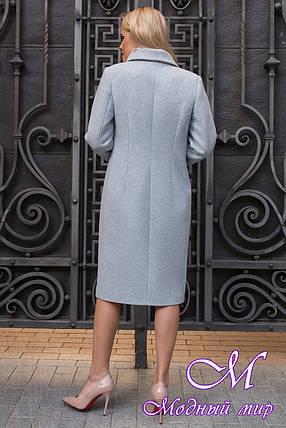 Женское осеннее пальто до колена (р. S, M, L) арт. К-79-72/43933, фото 2