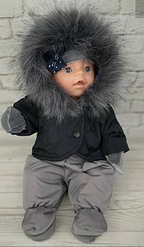 Зимовий комбінезон для ляльки Baby Born Ніжні обійми