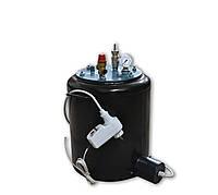 Автоклав бытовой автомат Утех16 электро  (терморегулятор / черная сталь 2.5 мм / 16 банок 0,5)
