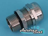 SKINTOP® MS-M-XL, M12x1,5 латунный кабельный сальник IP68 с удлинённой резьбой. Кабельный ввод., фото 1