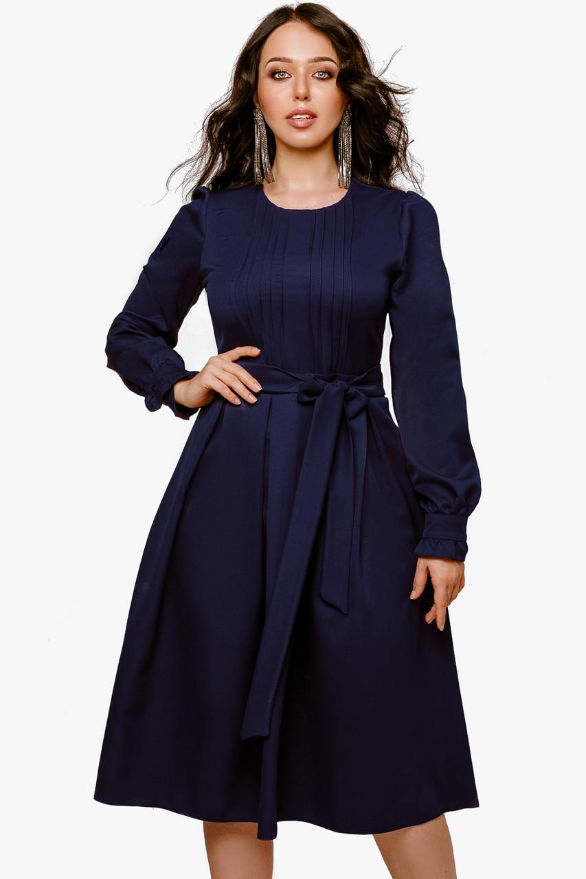 Женское платье Синий