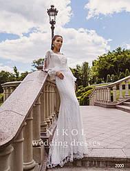 Свадебное платье № 2000