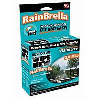Жидкость для защиты стекла от пыли, грязи и воды Rain Brella