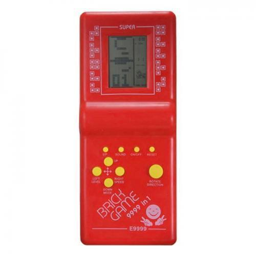 Игрушка E-9999 in 1 Tetris Brick Game игра тетрис Красный