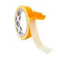 HPX 18100 - тканевая двухсторонняя лента (скотч) для монтажа заготовок на фрезерном или печатном станке - 20мм