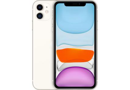 Apple iPhone 11 128Gb White SLIM BOX (MHD53)