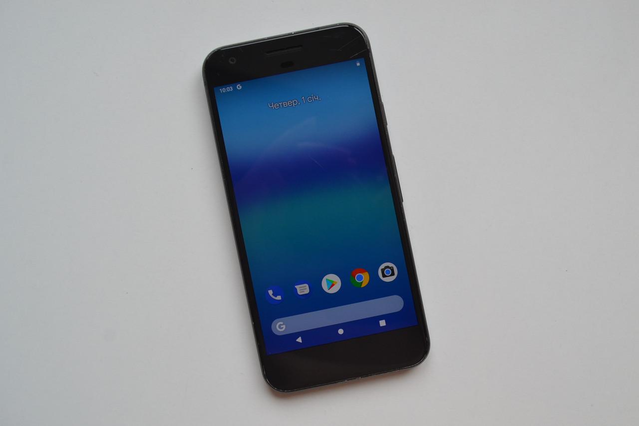 Смартфон Google Pixel 32Gb Quite Black Оригинал!