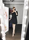 Стильное ангоровое платье с 40 по 46рр, 2 цвета, фото 5