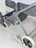 Коляска для куклы Мартина DeCuevas 80729 трансформер с сумкой, фото 8