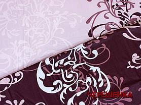 """Двуспальный набор постельного белья 180*220 из Бязи """"Gold"""" №151176AB Черешенка™, фото 3"""