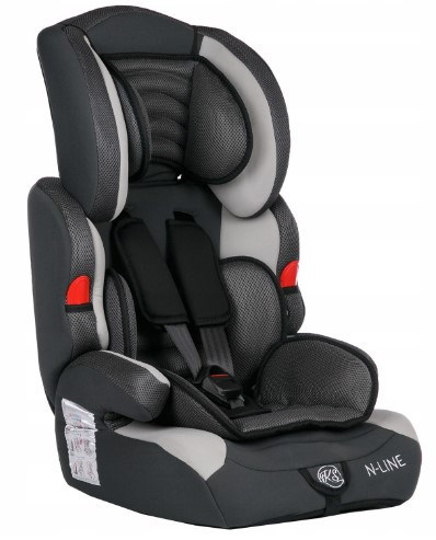 Автокресло Kindersafety N-LINE 9-36 кг KP0039