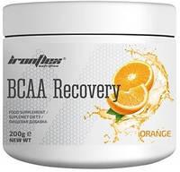 Аминокислоты IronFlex - BCAA Recovery (200 грамм) orange/апельсин