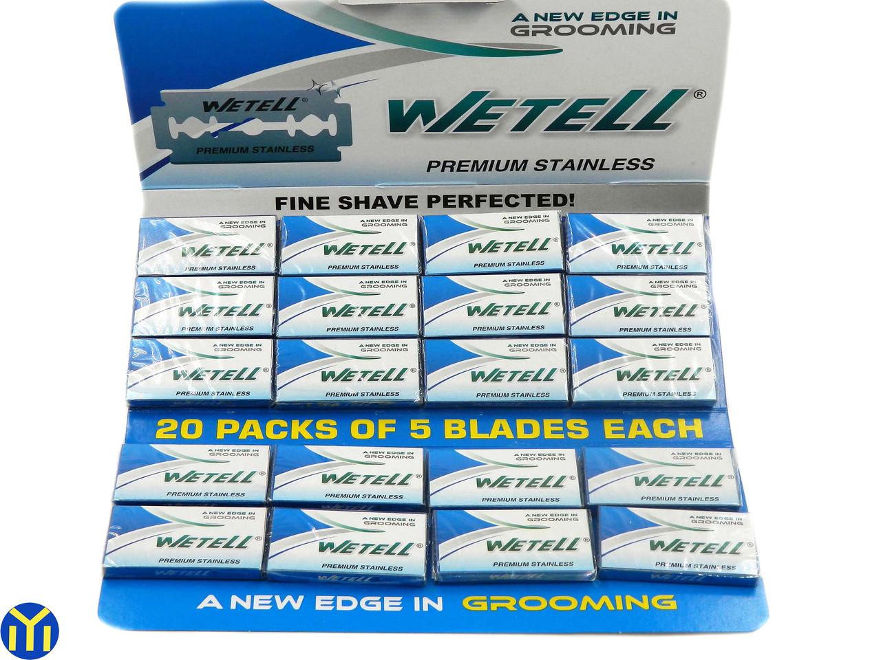 Лезвия Wetell, Premium Stainless