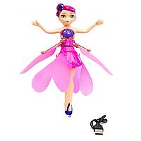 Летающая фея DIY Flying Fairy заряжается от USB Розовая
