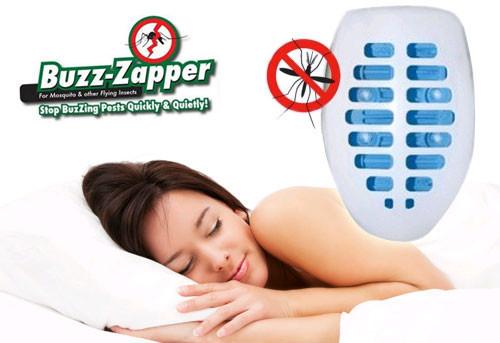 Уничтожитель насекомых ловушка для мух и комаров Buzz Zapper (Базз Заппер)