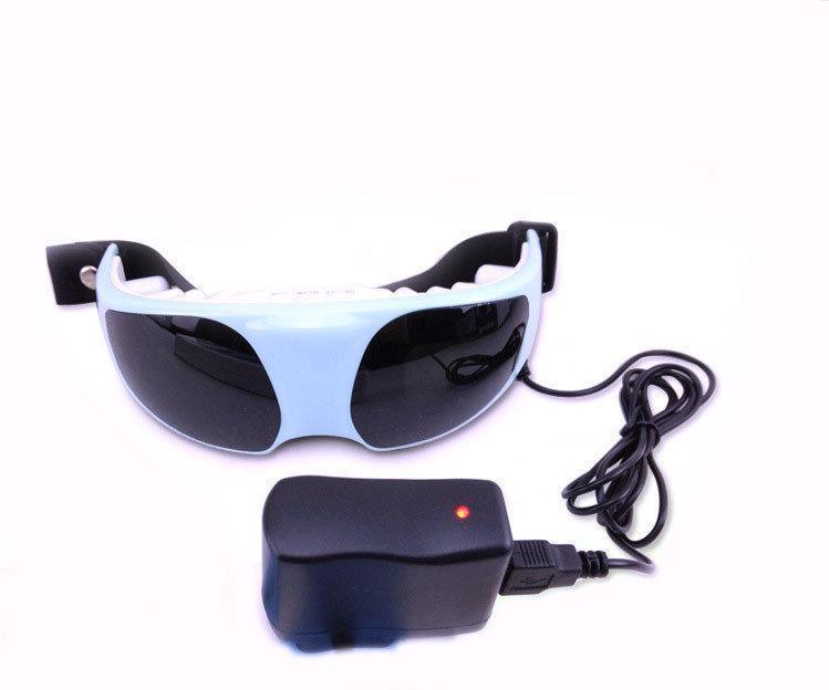 Массажер для глаз с 4-мя режимами Eye Massager очки