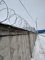 Колючая проволока Егоза Казачка с повышенной защитой от коррозии 900/5