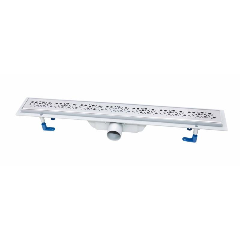 Нужно дешевле? Звоните. Линейный трап с сухим затвором Q-tap FC304-700  700 мм