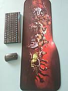 Игровая поверхность  Орки Варкрафт ( Warcraft)   800х300х2мм
