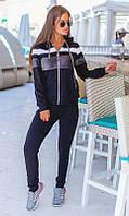 Спортивный костюм женский большого размера Plus size 856521-1