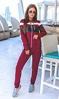 Спортивный костюм женский большого размера Plus size 856521-2