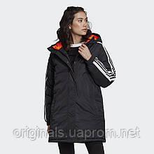 Утепленная куртка женская adidas Long ED7585 2019/2
