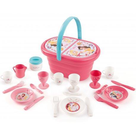Игровой набор корзина для пикника Disney Princess Smoby 310573