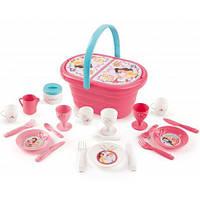 Игровой набор корзина для пикника Disney Princess Smoby 310573, фото 1