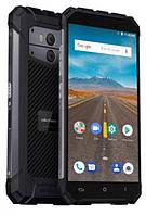 "Мобильный телефон Ulefone ARMOR X  Grey 5,5"" RAM: 2Gb ROM:16Gb Quad-core ЗАЩИТА IP68 5500 мАч"