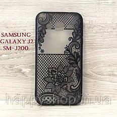 Чохол Rock Tatoo Art для Samsung Galaxy J2 (SM-J200) Magic Flowers