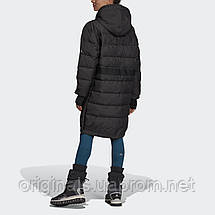 Жіноча подовжена куртка Adidas aSMC Athletics Long EA2561, фото 3