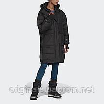 Жіноча подовжена куртка Adidas aSMC Athletics Long EA2561, фото 2