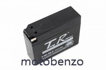 АКБ   12V 2,3А   пастовый, Suzuki   113x39x89 ``таблетка`` черный, фото 2