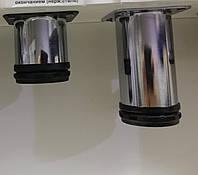 Опора (ніжка) циліндрична регульована GIFF RONDO 50/60, 100 ХРОМ