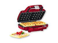 Вафельница круглая с регулировкой Silver Crest Waffle maker 1200W Germany, фото 1