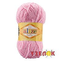 Alize Softy №185 нежно розовый