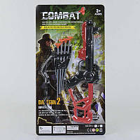 Арбалет 015-1 (120/2) с луком и стрелами, на листе