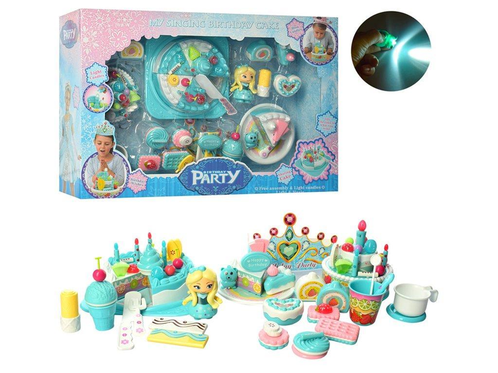 Большой празничный торт Birthday cake 35101